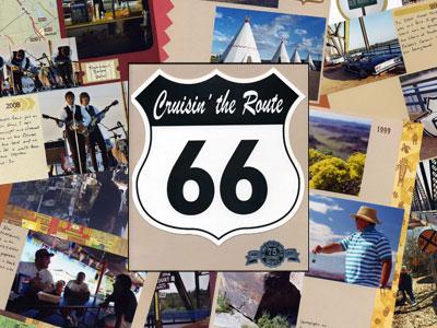 Scrapbooking My Way - On the Highway